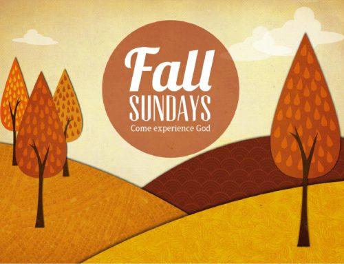 Fall Media Pack